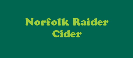 Norfolk Raider Cider